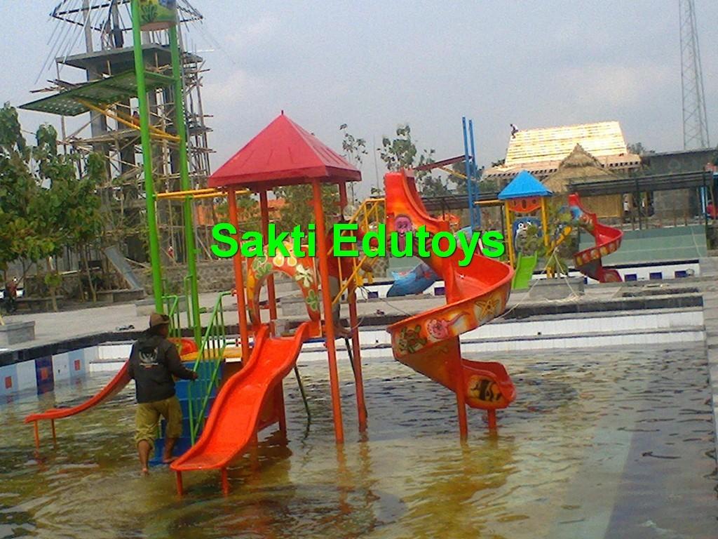 pusat playground kolam renang murah