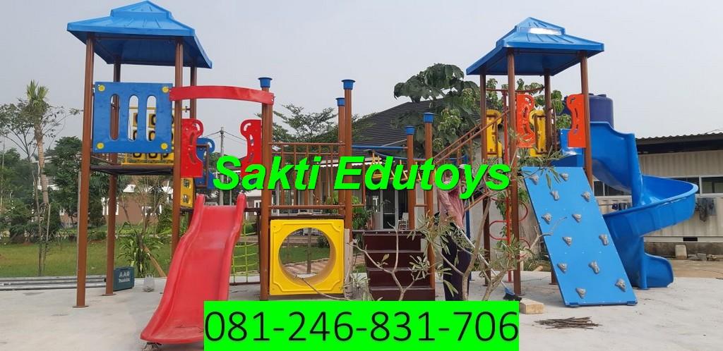 Sakti Edutoys Menuju Produsen Playground Anak Terkemuka di Indonesia di era teknologi infomasi
