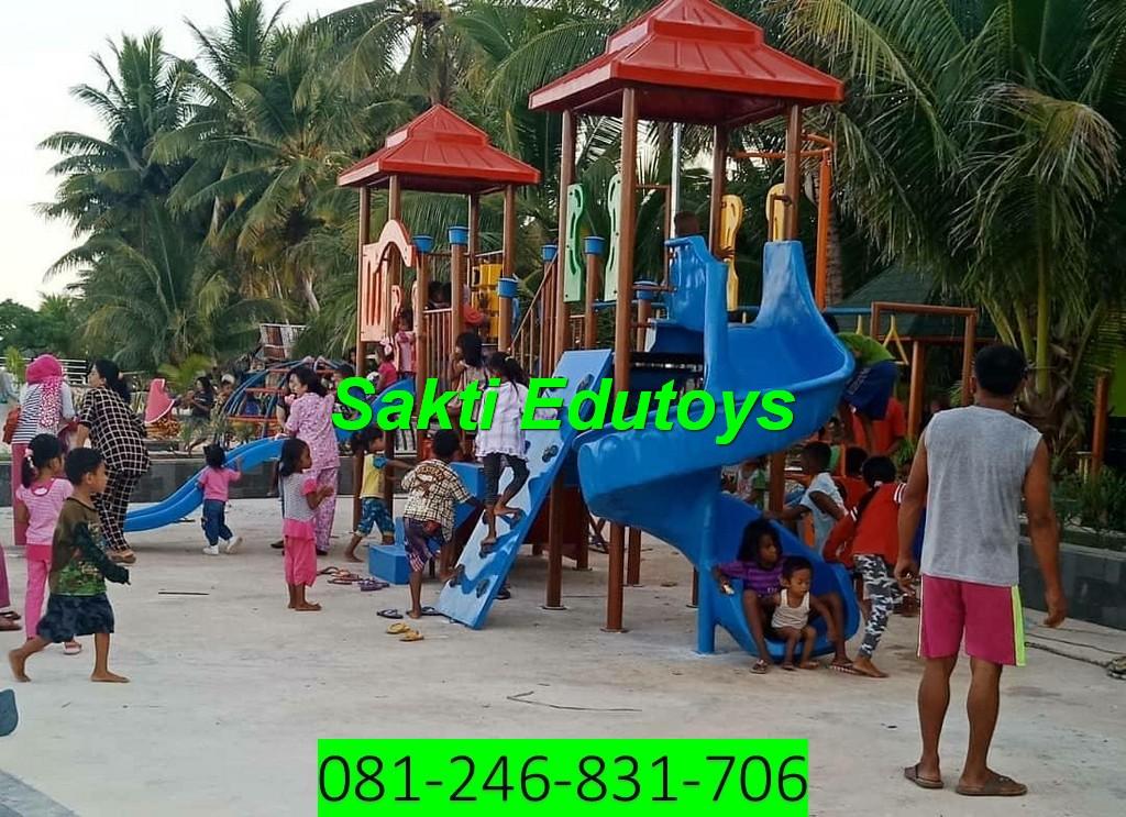 Komitmen Sakti edutoys sebagai penjual playground anak terpercaya lewat online