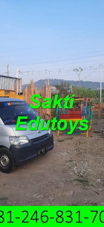 Pengiriman Ayunan Anak Jumbo ke Semarang